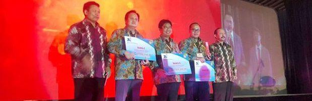 Andri Dian Nugraha Raih Juara III Dosen Berprestasi Tingkat Nasional