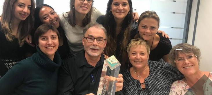 Perempuan di Geothermal memberikan penghargaan untuk individu yang luar biasa