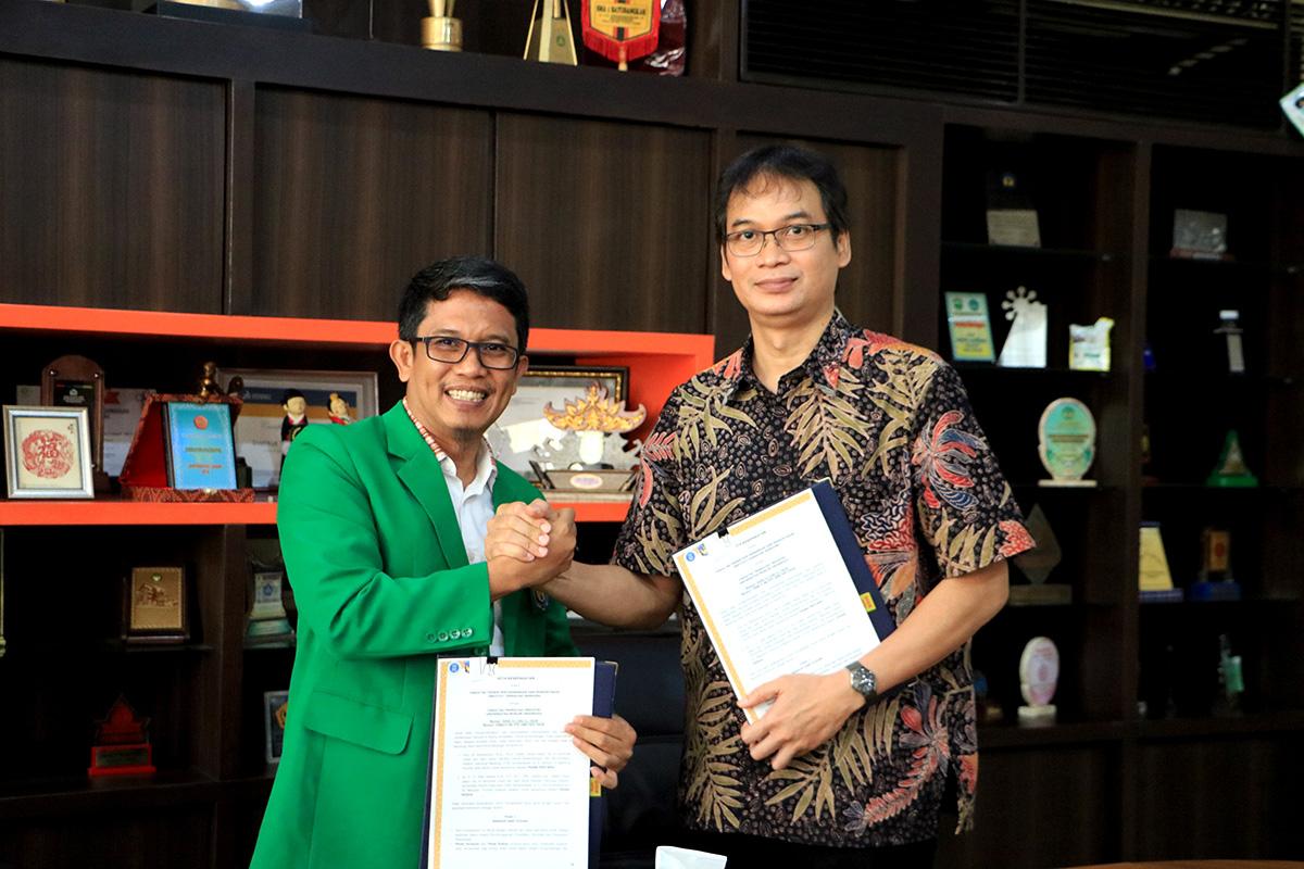 Kerjasama FTTM ITB dengan Universitas Muslim Indonesia (UMI)