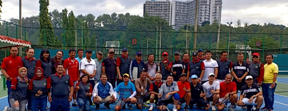 Dies Natalis ITB ke-60, Pelti Jabar Gelar Turnamen Tenis Junior Medco Energi Cup